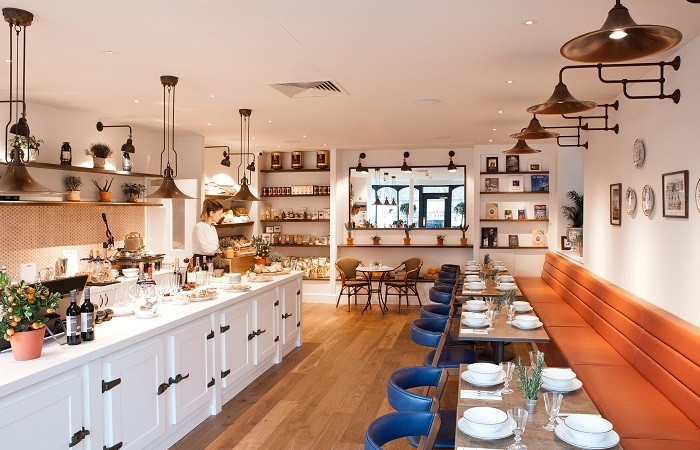 A Sicilian Dinner at IDDU – South Kensington, London