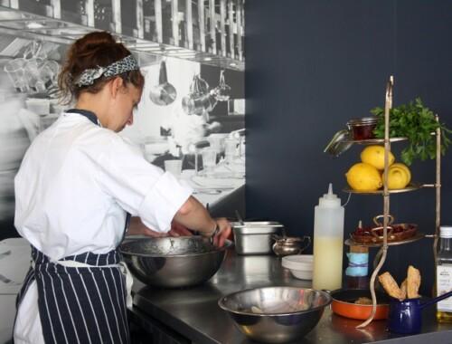 The Palomar at Taste of London