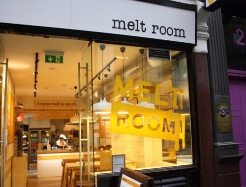 Melt Room Soho