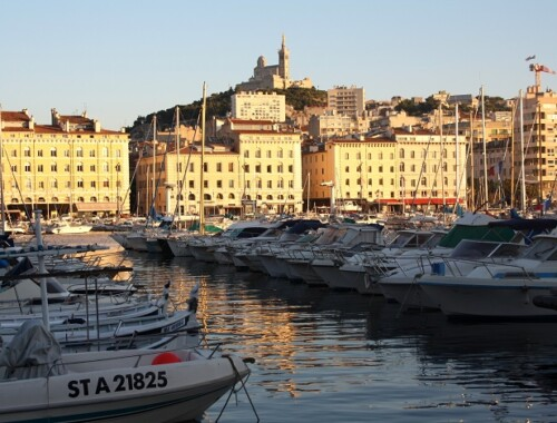 Vieux Port Marseille