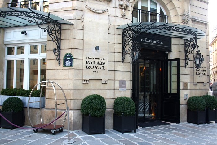 Grand hotel du palais royal paris - Grand hotel du palais royal ...