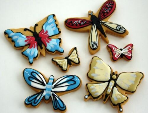 Biscuiteers Butterfly Biscuit Tin