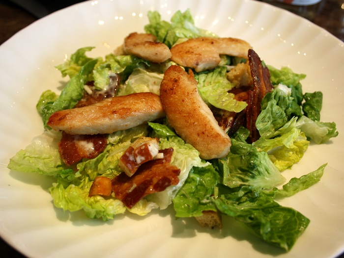 Betty's York Caesar Salad
