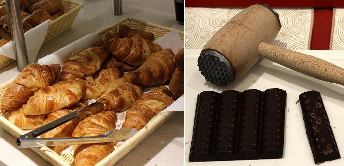 Mercure Brussels Centre Midi breakfast