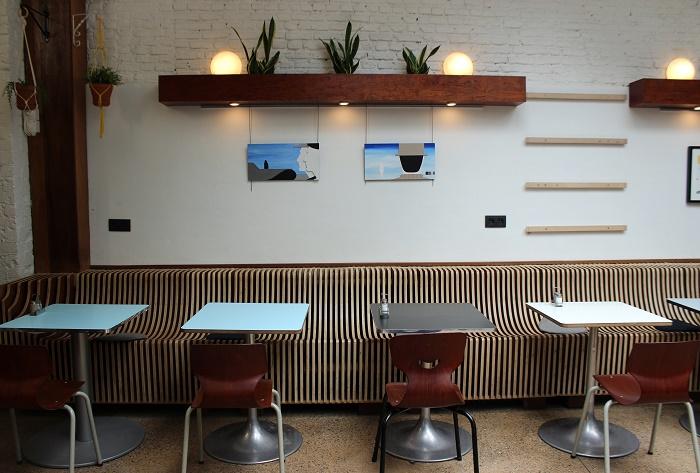 Chicago Cafe Brussels