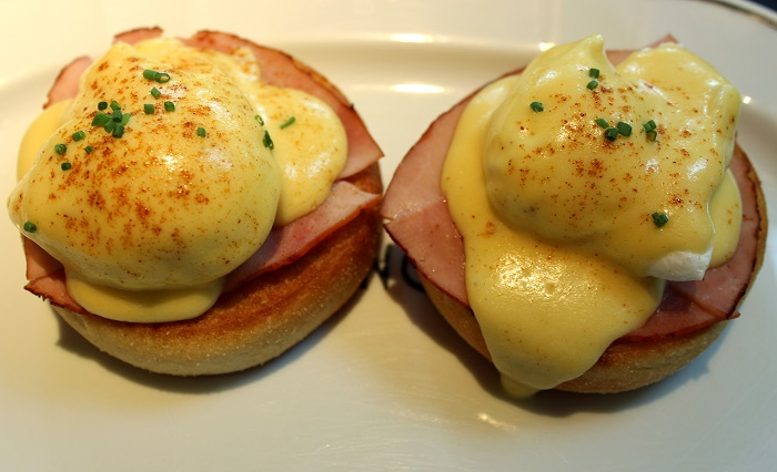 Bellanger Eggs Benedict