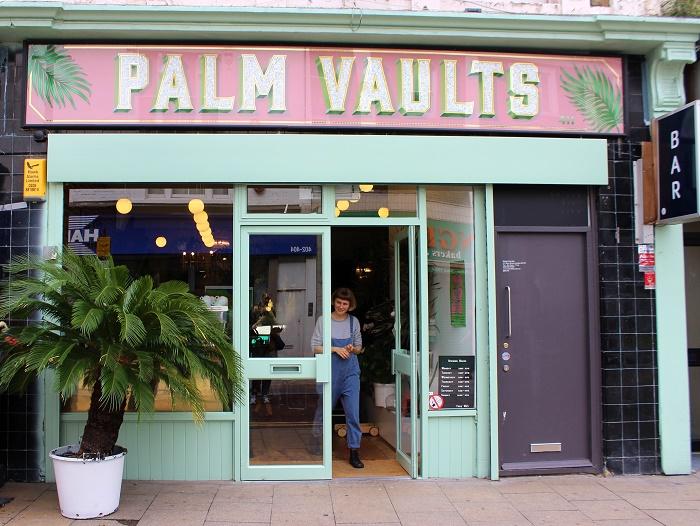 Palm Vaults Hackney