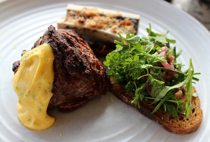 Barbecoa filet steak