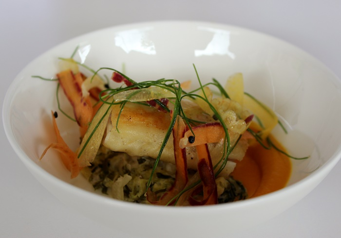 Celebrity Cruises corvina sea bass