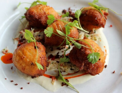Barbecoa hush puppies