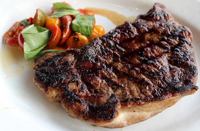 Barbecoa sirloin steak