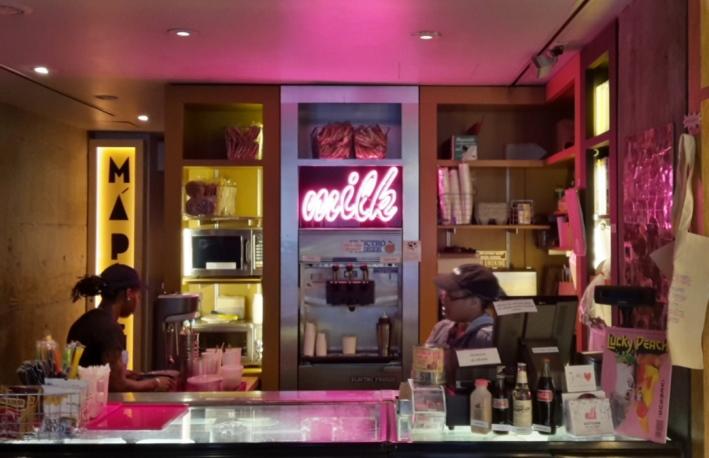 Momofuku Milk Bar NYC