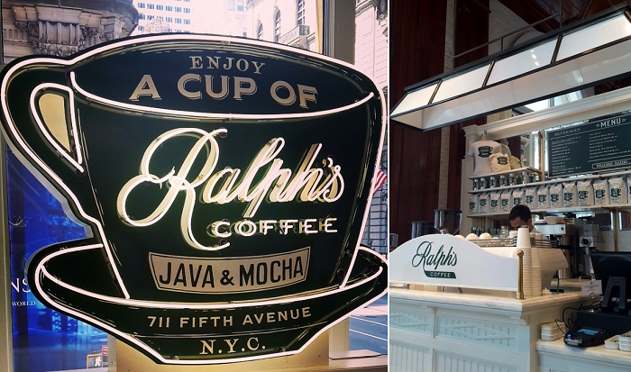 Ralph's Coffee New York