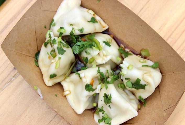 Boxu dumplings