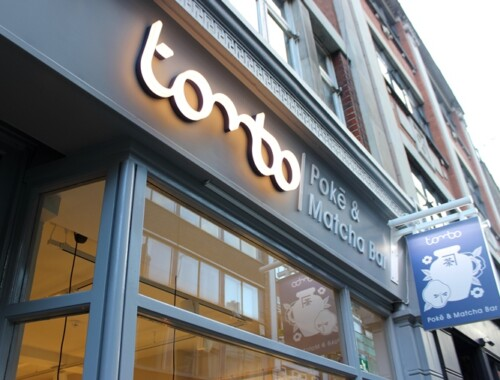 Tombo Poke and Matcha Bar Soho