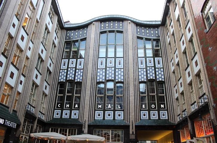 Chamaeleon Theater Berlin