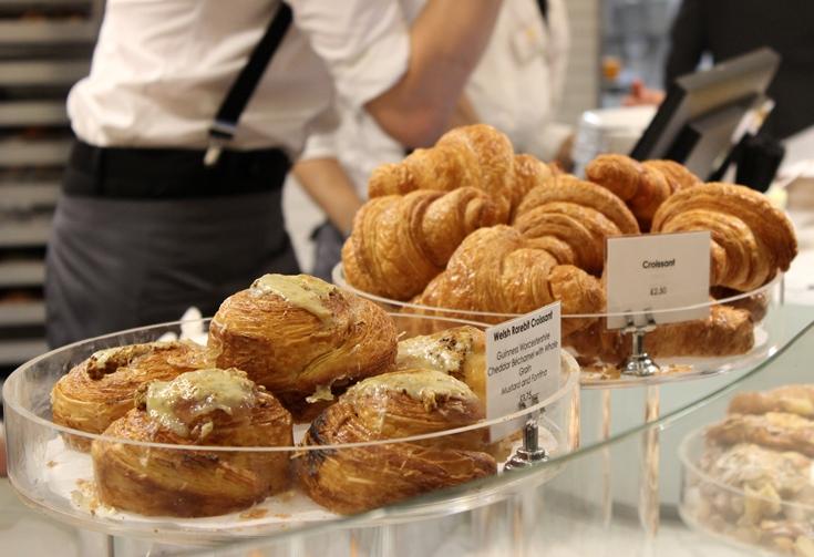 Dominique Ansel Bakery London