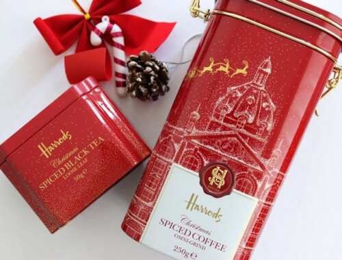 Harrods Christmas hamper