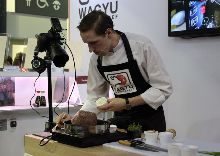 how to cook wagyu beef fillet