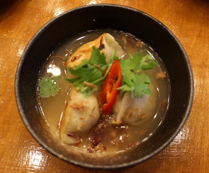 Mamalan Dan Doherty dumpling