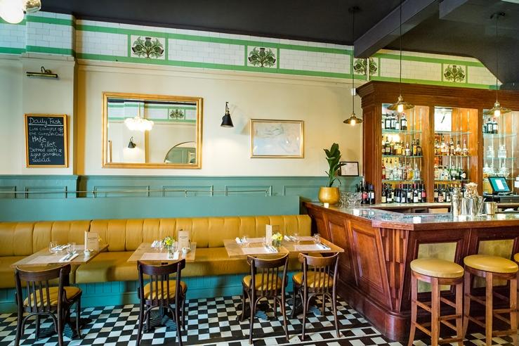 Mustard restaurant London