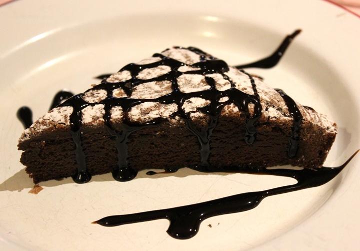 Ma'Plucker chocolate brownie