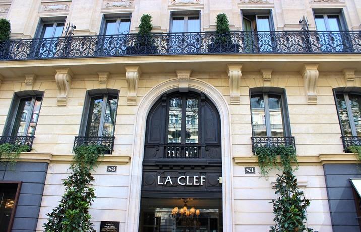 La Clef Louvre Paris Hotel