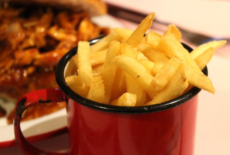 Ma'Plucker fries