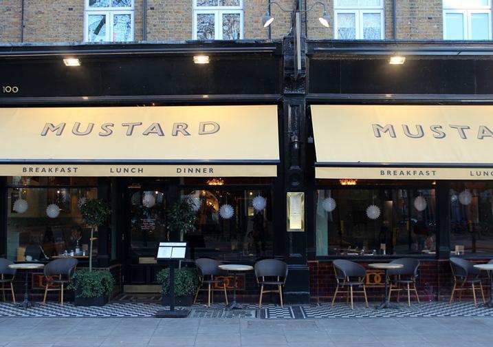 Mustard Shepherd's Bush