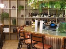 Love the leafy design of the bar bokisevendials Its likehellip