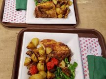 The best roast chicken Ive ever tasted was at Ilhellip